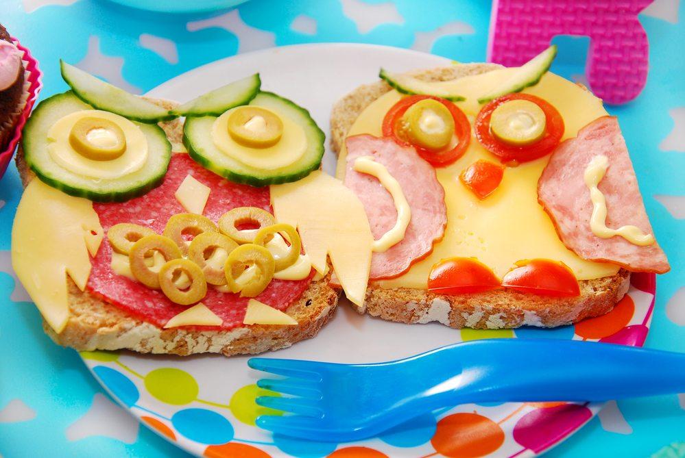 Оформление бутербродов Фото. Идеи. Рецепты оформления