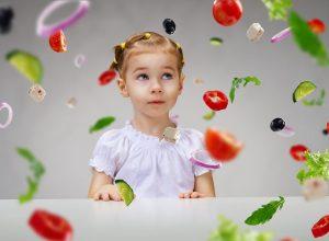 Wesołe sałatki – czyli uśmiech na talerzu