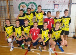 Turniej w Bobowej 05.11.16 r.