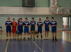 Turniej w Masłowie - 10 - 11.12.2016 r.