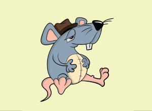 Szczur- inteligencja, spryt i walka o przetrwanie.