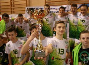 Ćwierćfinały Mistrzostw Polski Młodzików