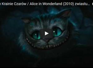 """""""Alicja w krainie czarów""""– film czy książka?"""