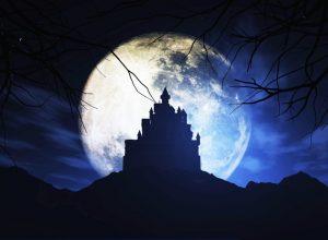 Wakacje z duchami- na zamku strasssszzzzy
