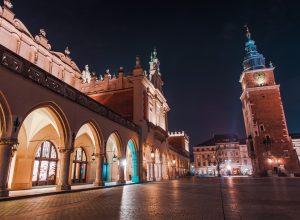 Szlaki naszych podróży – Kraków