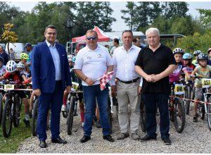 Relacja z Ogólnopolskiego Wyścigu MTB w Sułkowicach