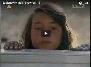 """""""Szaleństwo Majki Skowron""""-  film i książka o konfliktach i pierwszej miłości"""