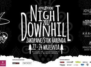 JOY RIDE NIGHT DOWNHILL 2017!