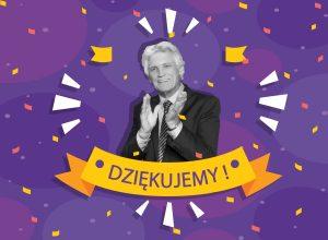 D-Z-I-Ę-K-U-J-E-M-Y !!!