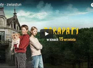 Tarapaty- Polski film dla młodzieży na ekranach kin