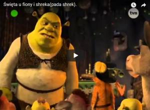 Święta u Fiony i Shreka