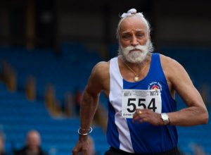Najstarsi sportowcy świata :)